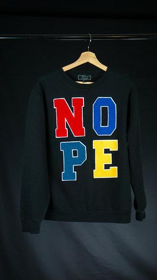 NOPE University Sweater