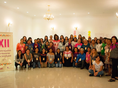Women in Migration - encuentro in Mexico