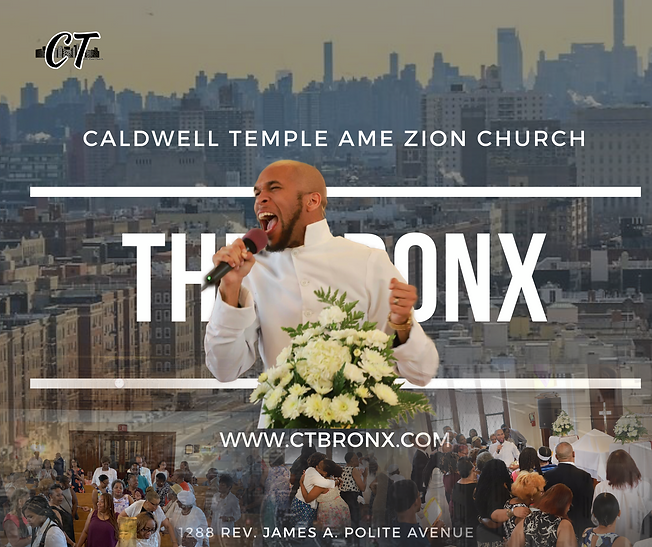 Caldwell AME ZIon Church
