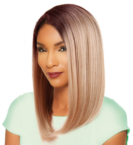 SP101 Viola Synthetic Lace Parting Wig
