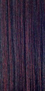 Off Black/Plum Red