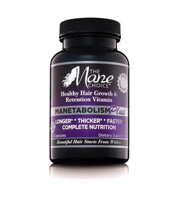 Manetabolism Plus Vitamins - 1 Month Supply (GMO FREE)