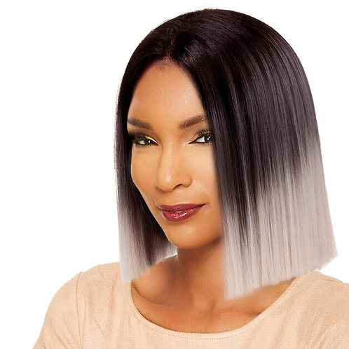 SP 101 Vivian Synthetic Lace Parting Wig