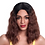Thumbnail: SP 101 Nackissa Synthetic Lace Parting Wig
