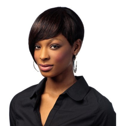 Chanelle Human Hair Wig