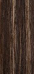 Dark Chocolate Brown/Strawberry Honey Blonde