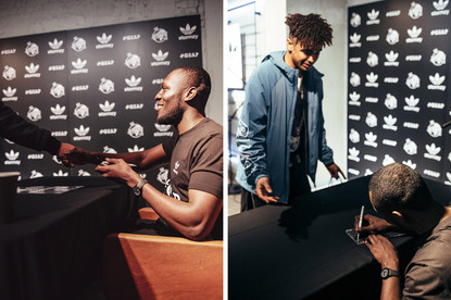 Stormzy: Event Commissioning
