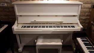 פסנתר חדש לבן  ERNST KRAUSE