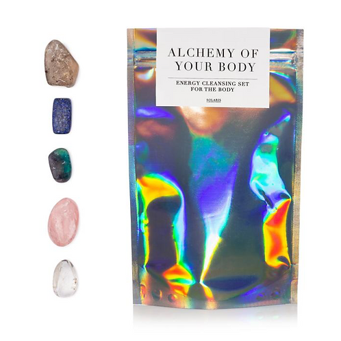 ALCHEMY OF YOUR BODY