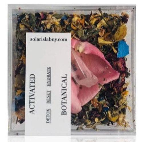 STEAM 1st™ herb mix & crystal quartz
