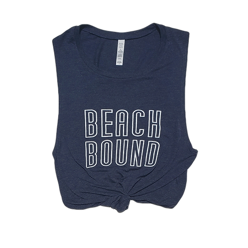 Beach Bound Muscle Tank