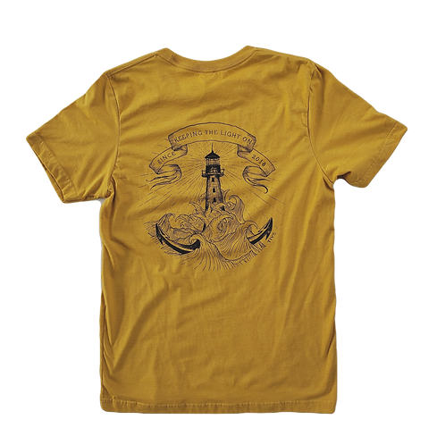 Lighthouse Anchor Tee