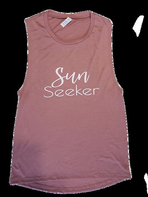 Sun Seeker Muscle Tank