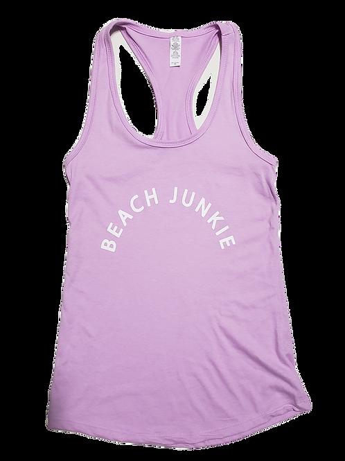 Beach Junkie Racerback