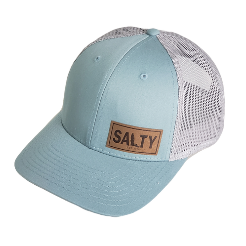 Salty Low Profile Trucker Hat