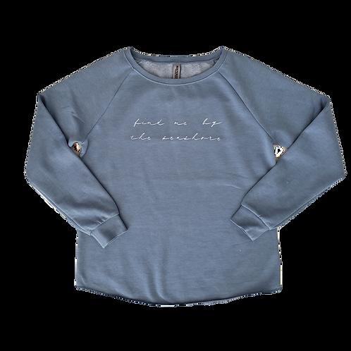 By the Seashore Crewneck Sweatshirt