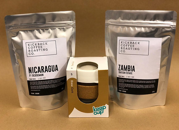 Cup and Coffee Gift