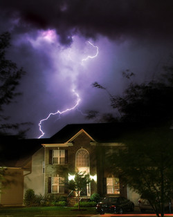 storm over house 2