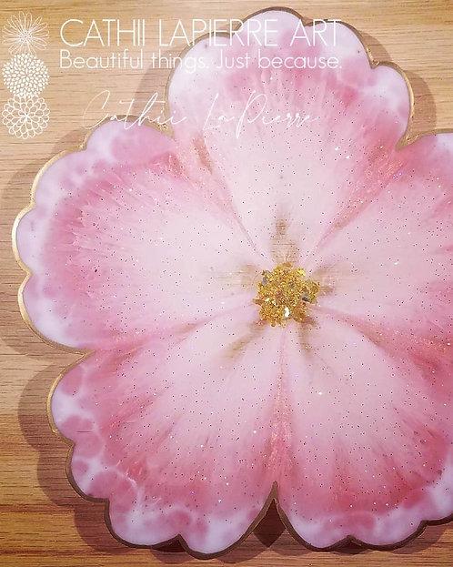 Cherry Blossom Tray