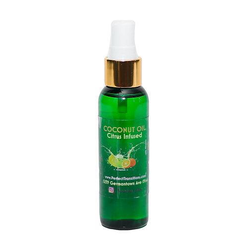 Citrus Hair & Body Oil