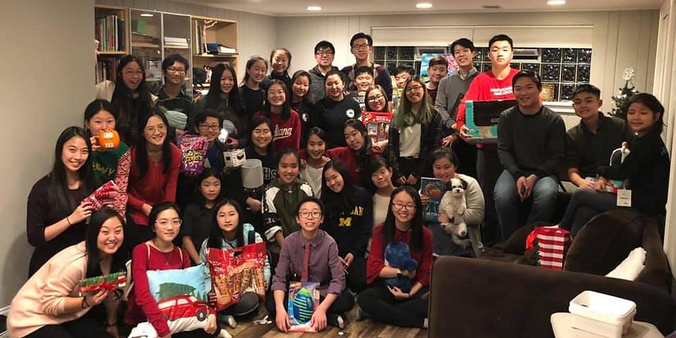 YG Christmas Party