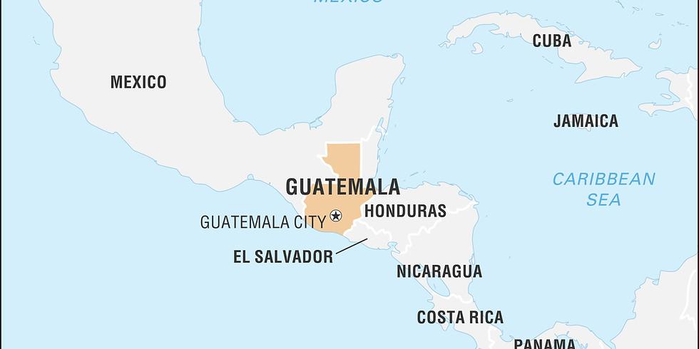 Guatemala Visionary Trip