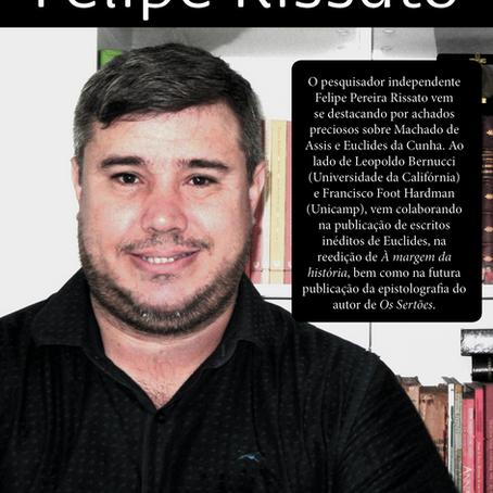 ENTREVISTA   Felipe Rissato