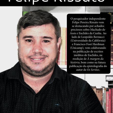 ENTREVISTA | Felipe Rissato