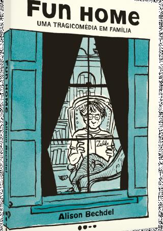 "HQs | ""Fun Home"", de Alison Bechdel"