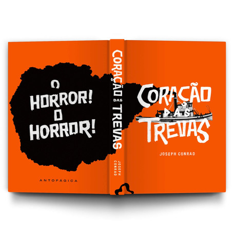 """podcast   Joseph Conrad e o """"Coração das Trevas"""""""