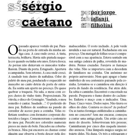 CONTO | Jorge Ialanji Filholini