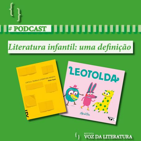 podcast   Literatura infantil: uma definição