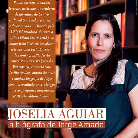 Entrevista | Joselia Aguiar