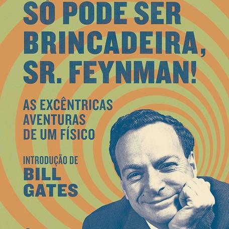 Feynman e os relatos de experiência de um cientista