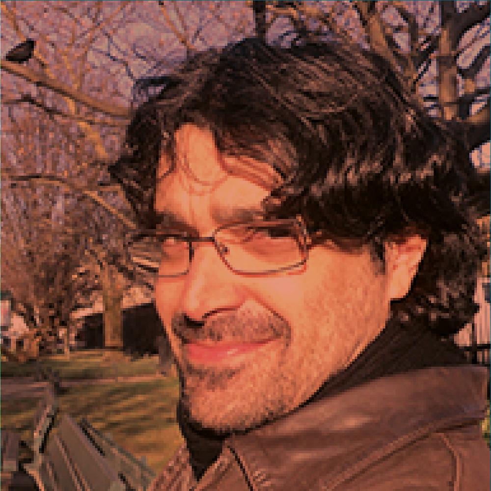 Douglas Ceccagno, poeta, professor, pesquisador.
