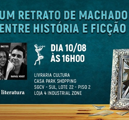 EVENTO | Um retrato de Machado de Assis