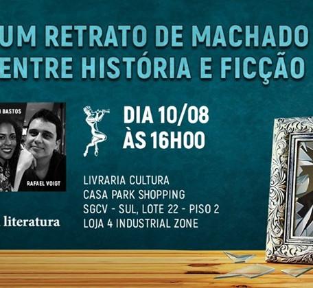 EVENTO | Um retrato de Machado de Assis
