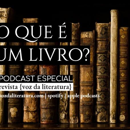 podcast   O que é um livro?