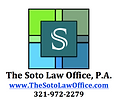 The Soto Law Office, P.A. - logo with UR