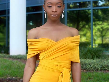 Gold Multi-way Dress