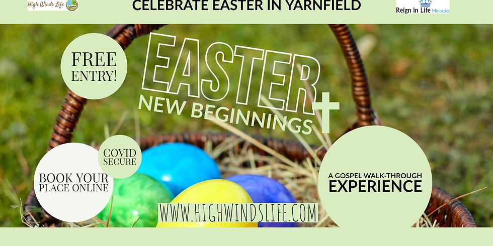 Easter - New Beginnings
