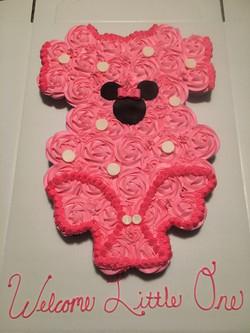 Onesie (Pink)