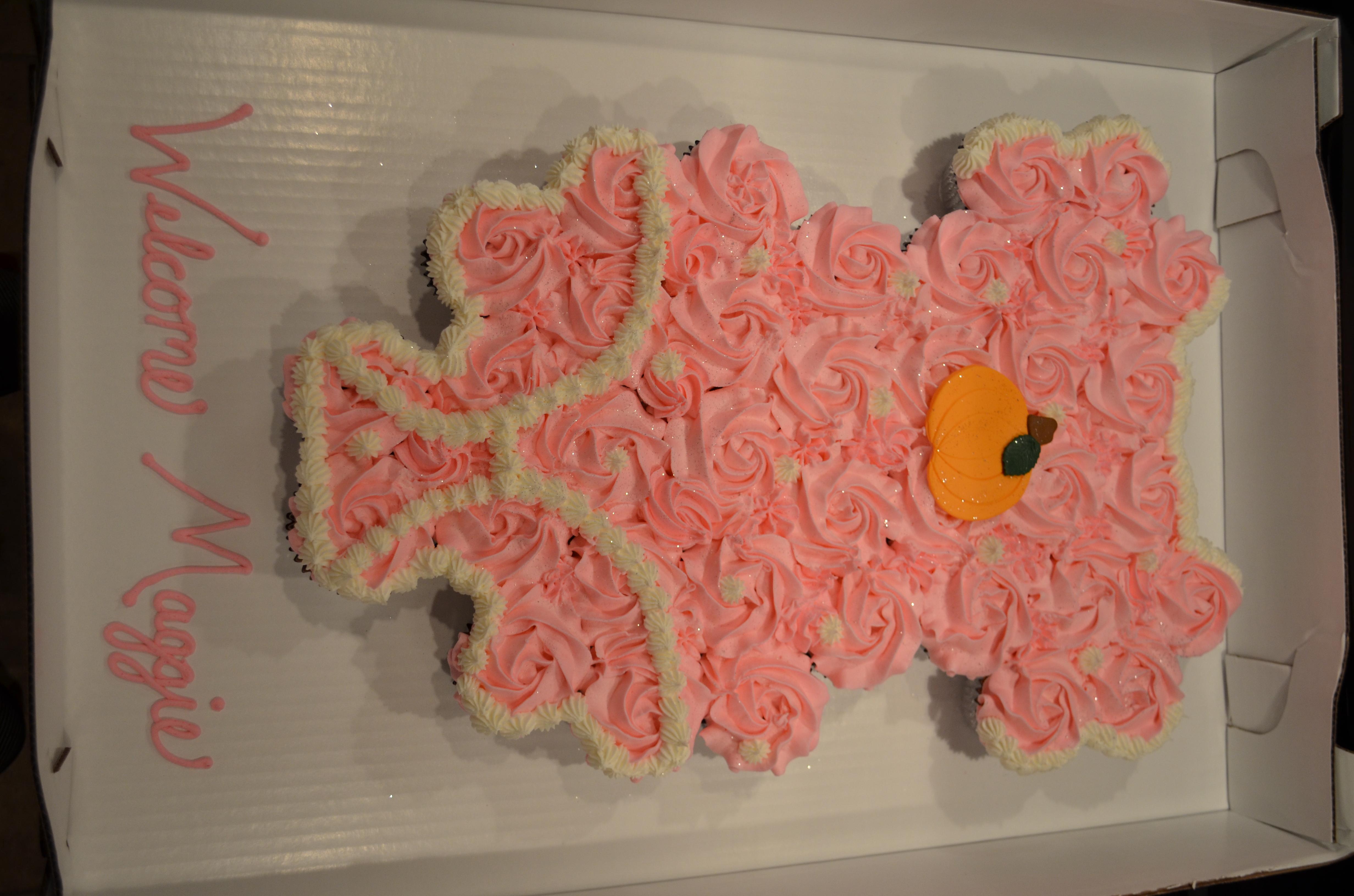 Pumpkin Onesie CC Cake