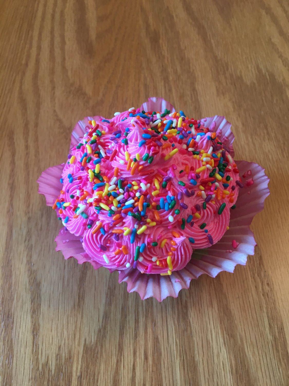 Pink Sprinkled