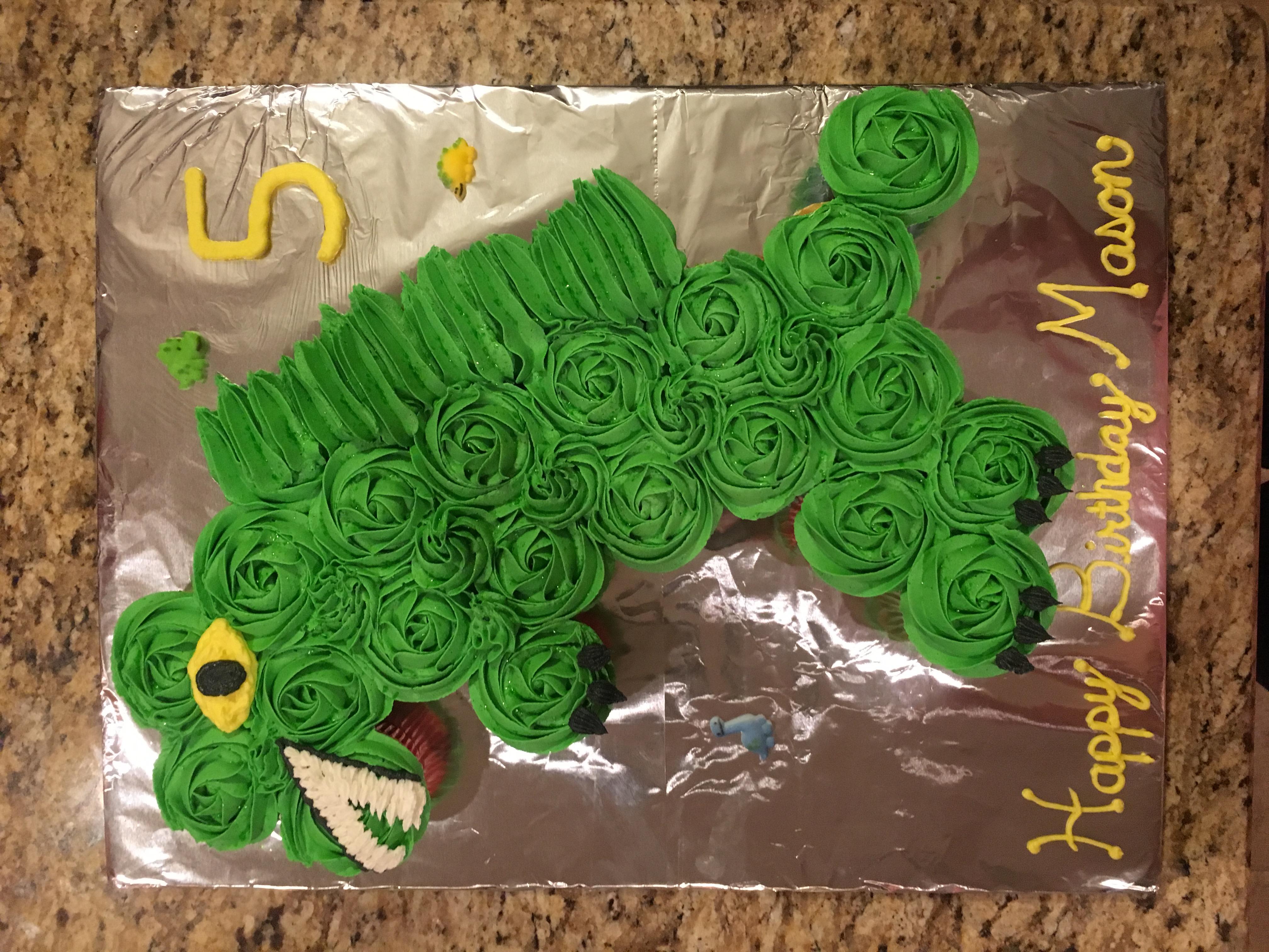 Dinosaur (Green)