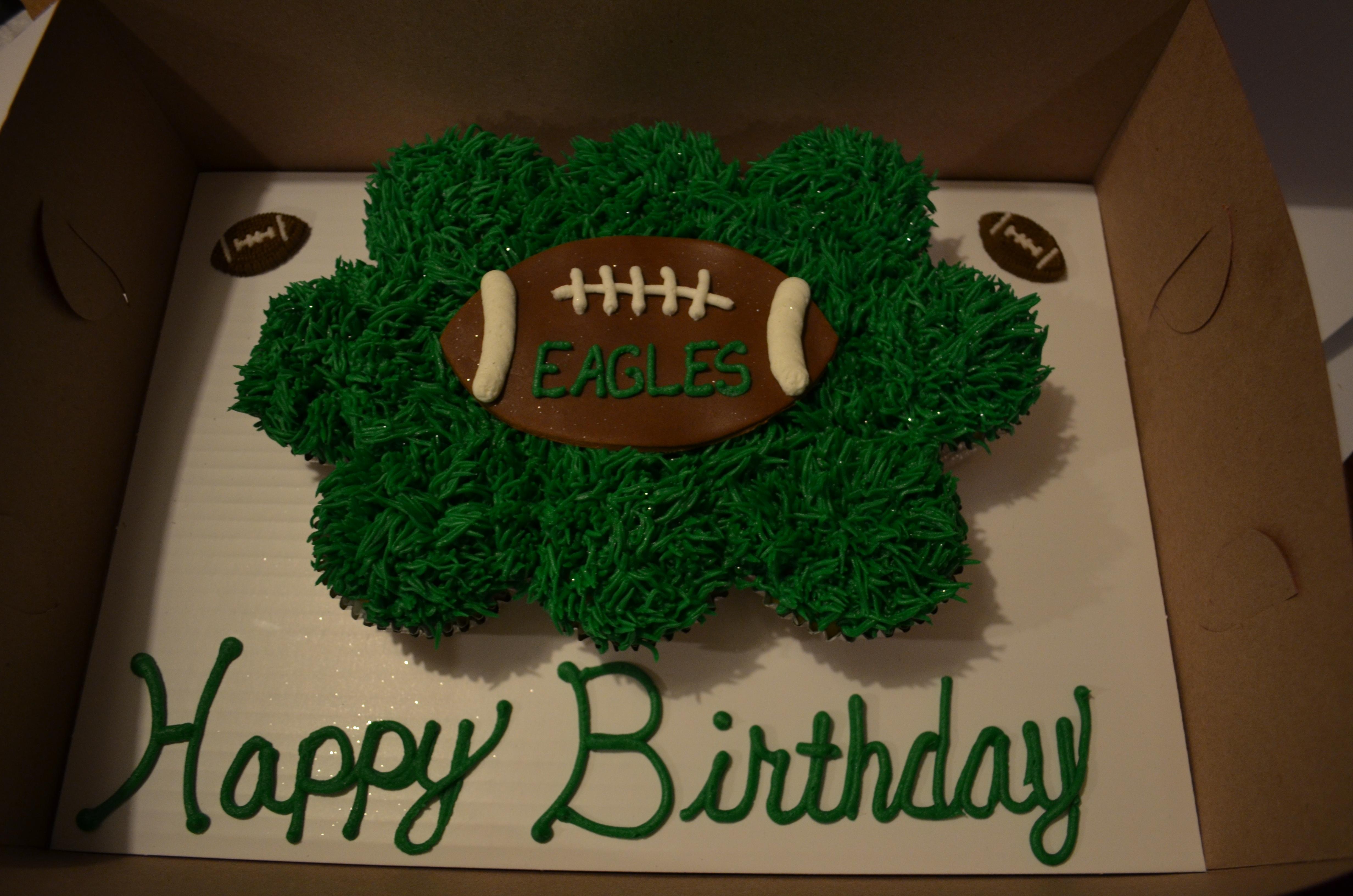 Football Field CC Cake