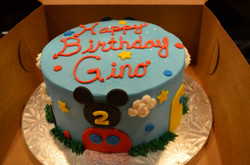 MM Clubhouse Cake