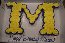 Michagan CC Cake