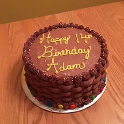 Round Chocolate Adam