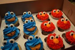 Elmo Cookie CCs